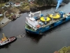 Cable Barge