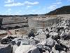 Muskrat Falls construction site