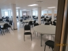 Kitchen and dining room facilities at Muskrat Falls