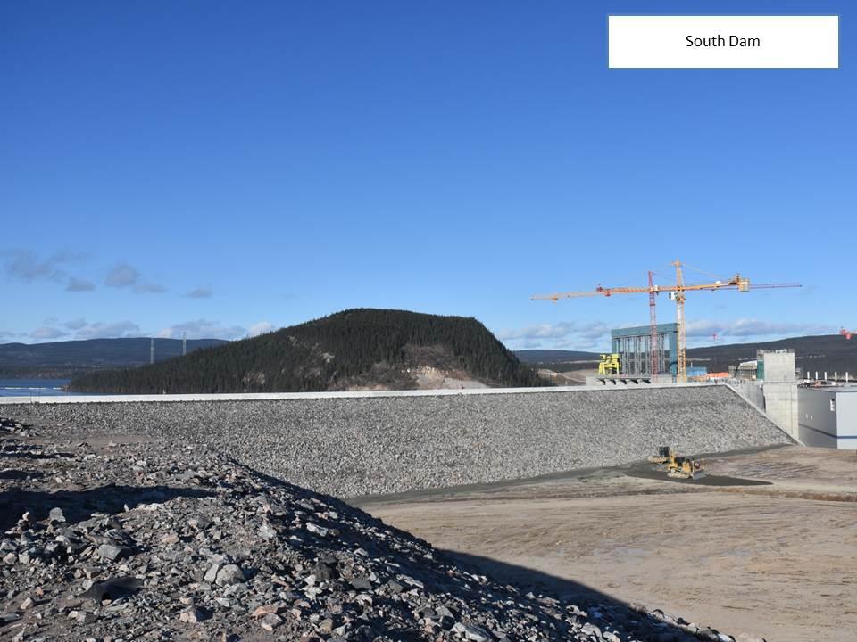 South Dam