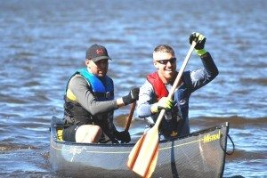 Congratulations to Matthew Pike, Community Relations Advisor, and his canoe partner, Jamie Snook, on coming in 5th in the 67 km expedition race with a time of 6:53:13.4.