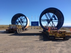 Land Cable Reels - Forteau - September 2015 (3)